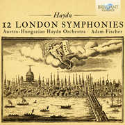 12 London Symphonies , Adam Fischer