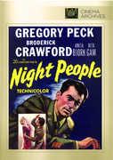 Night People , Anita Bj rk