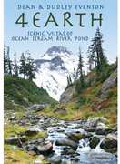 4 Earth: Natural Sounds of Ocean Stream River Pond , Dean Evenson