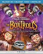 The Boxtrolls , Elle Fanning