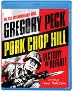Pork Chop Hill , Gregory Peck