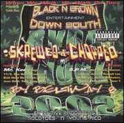 Ryda Thugz 2002: Skrewed & Chopped [Explicit Content]