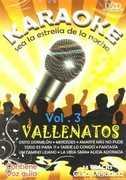 Karaoke: Vallenatos 3
