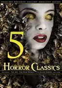 5 Horror Classics , Vincent Price