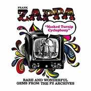 Masked Turnip Cyclophony (Rare and Wonderful Gems From The Pal StudioArchives) , Frank Zappa
