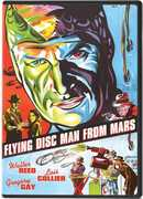 Flying Disc Man From Mars , Walter Reed