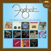 Complete Bearsville Albums Collection , Foghat
