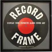 Record Album Frame