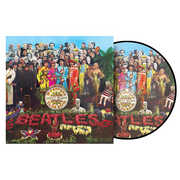Sgt Pepper's Lonely Hearts Club Band , The Beatles