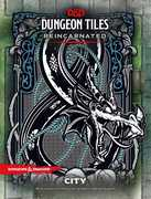 Dungeon Tiles Master Reincarnated Set: The City: An Essential Dungeons & Dragons Accessory (Dungeons & Dragons, D&D)