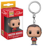 FUNKO POP! KEYCHAIN: Mr. Rogers Neighborhood - Mr. Rogers