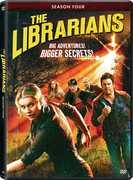 The Librarians: Season Four , Rebecca Romijn