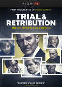 Trial And Retribution: Complete Collection , David Hayman