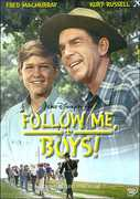 Follow Me, Boys! , Fred MacMurray