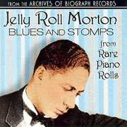 Blues & Stomps from Rare Piano Rolls