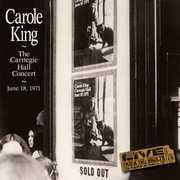 Carnegie Hall Concert - June 18 1971 , Carole King