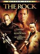 The Rock Action Pack , Dwayne Johnson