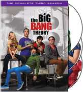 The Big Bang Theory: The Complete Third Season , Kaley Cuoco-Sweeting