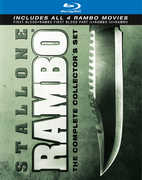 Rambo: The Complete Collector's Set , Sylvester Stallone