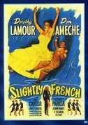 Slightly French , Dorothy Lamour