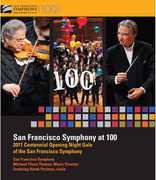 San Francisco Symphony at 100 , Michael Tilson Thomas