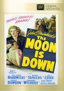 The Moon Is Down , Cedric Hardwicke