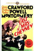 The Last of Mrs. Cheyney , Joan Crawford