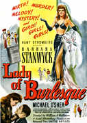 Lady of Burlesque , Barbara Stanwyck