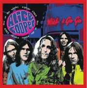 Live at the Whiskey A-Go-Go 1969 , Alice Cooper