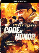 Code of Honor , Steven Seagal
