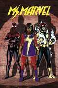Ms. Marvel Vol. 6: Civil War II (Marvel)