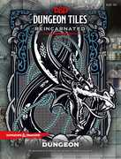 Dungeon Tiles Master Reincarnated Set: The Dungeon: An Essential Dungeons & Dragons Accessory (Dungeons & Dragons, D&D)