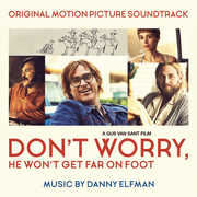 Don't Worry, He Won't Get Far on Foot (Original Motion Picture Soundtrack) , Danny Elfman