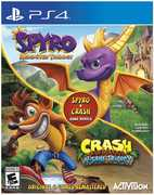 Spyro/ Crash Bundle for PlayStation 4
