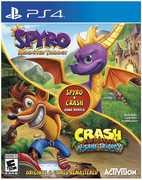 Spyro/ Crash Bundle for PlayStation 4