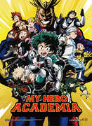My Hero Academia - Key Art 1 High-End Wall Scroll