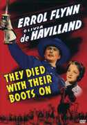 They Died With Their Boots On , Errol Flynn