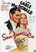 San Francisco , Clark Gable