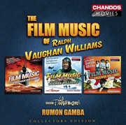 Film Music of Ralph Vaughan Williams , Rumon Gamba