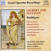 Gilbert & Sullivan: Ruddigore [Import] , Isidore Godfrey