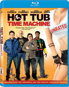 Hot Tub Time Machine , John Cusack