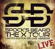The X Tour: Live , Spock's Beard