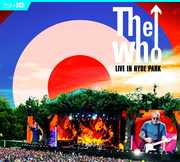 Live In Hyde Park [CD/ BR] , The Who