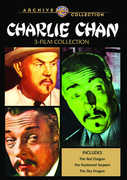 Charlie Chan 3-Film Collection , Sidney Toler