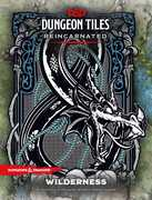 Dungeon Tiles Master Reincarnated Set: The Wilderness: An Essential Dungeons & Dragons Accessory (Dungeons & Dragons, D&D)