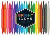 Bright Ideas: 20 Double-Ended Colored Brush Pens: 20 Colored Pens