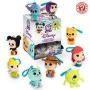 FUNKO PLUSH KEYCHAIN: Disney /  Pixar Series 1  (ONE Random Keychain Per Purchase)