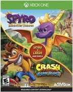 Spyro/ Crash Bundle for Xbox One