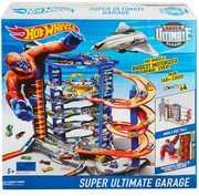 Mattel - Hot Wheels - Super Ultimate Garage Play Set