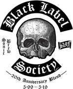 Sonic Brew 20th Anniversary Blend 5.99 - 5.19 , Black Label Society